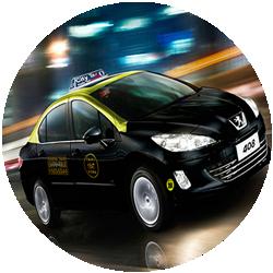 flota radio taxi seguridad satelital