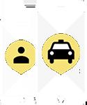 Aplicación pedir taxi buenos aires